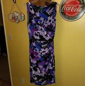 Ralph Lauren spring sleeveless dress sz 6